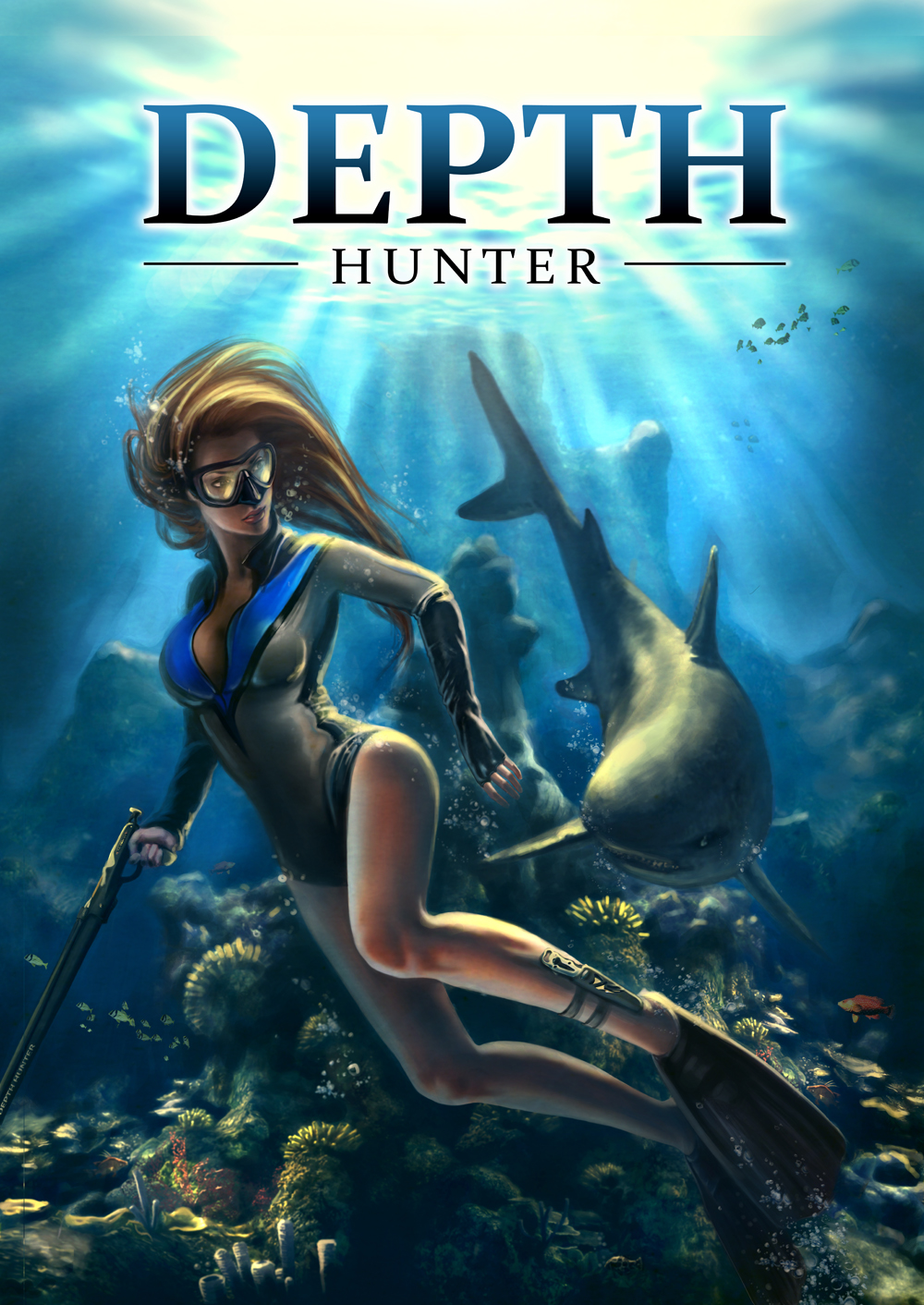 Depth Hunter  [PC- French] [DF]